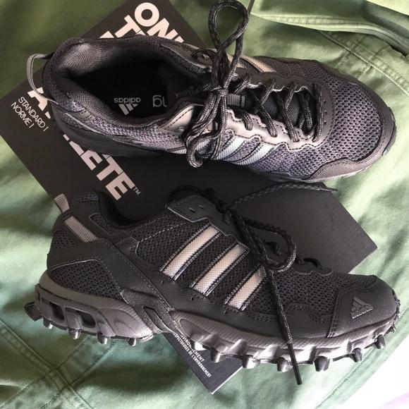 ADIDAS Rockadia Trail Sneakers size M 7.5 = W8.5 NWT